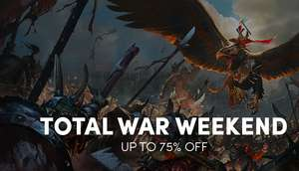 HumbleBundle Total War Weekend
