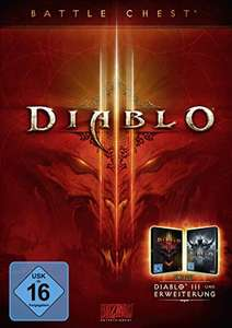 [Amazon.de] Diablo III Battlechest für 17€