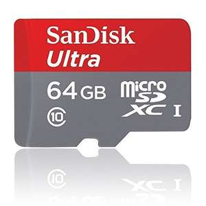 [Amazon.de] SanDisk Ultra 64GB für 19,99€ // 128GB für 36€