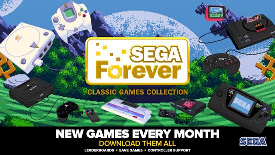 [Android/iOS] SEGA FOREVER Sammelthread - Insgesamt 7 Games gratis statt 0,99€