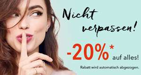 www.douglas.at - 20% * auf alles!