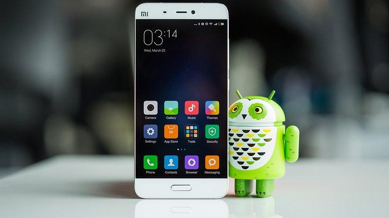 [Gearbest] XiaoMi Mi5 3GB / 64GB in weiß INTERNATIONAL VERSION für 181,21 € - 30% Ersparnis