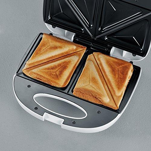 [Amazon Prime] Severin SA 2971 Sandwich-Toaster, weiß für 8,70€