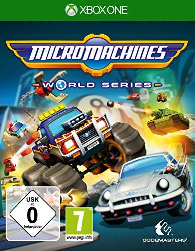 [amazon.de] Micro Machines World Series (Xbox One)