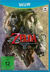 Amazon.de (Prime): The Legend of Zelda: Twilight Princess HD (Wii U) für 20,59€