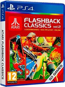 Amazon.fr: Atari Flashback Classics - Volume 2 (PS4) um 14,93€