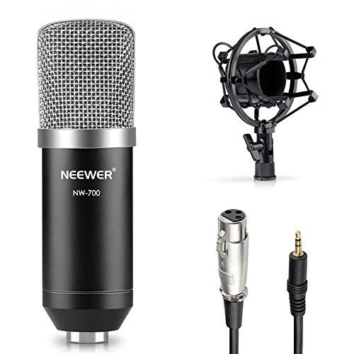 Neewer® NW-700 Aufnahmemikrofon (Studiomikrofon)