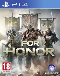 [Games2Game] For Honor - D1 Edition (PS4) für 27,78€