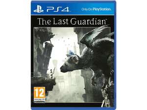 Media Markt: The Last Guardian (PlayStation 4) für 18€
