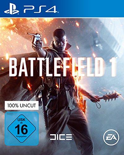 [amazon.de] Battlefield 1 jetzt auch für PS4 günstiger (PS4/Xbox One/PC) - Edit: PS4 Angebot leider vorbei!