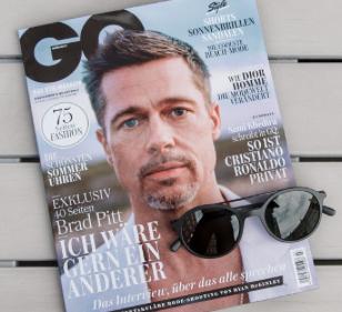MisterSpex: Kostenloses Jahresabo der GQ Zeitschrift