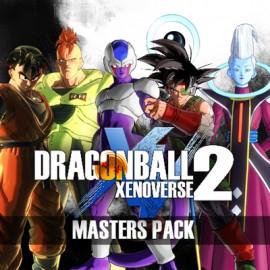 Namco: Dragon Ball Xenoverse 2 - Masters Pack - DLC - kostenlos für PS4/Xbox One