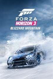 Forza Horizon 3 Blizzard Mountain DLC GOLD