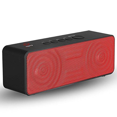 10W Bluetooth 4.1 Lautsprecher für 14,99€ [Amazon Prime]