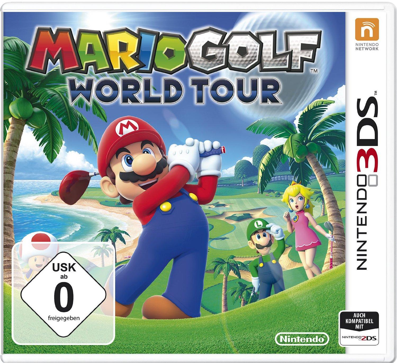Mario Golf – World Tour für Nintendo 3DS um 15€ statt 23,98 €