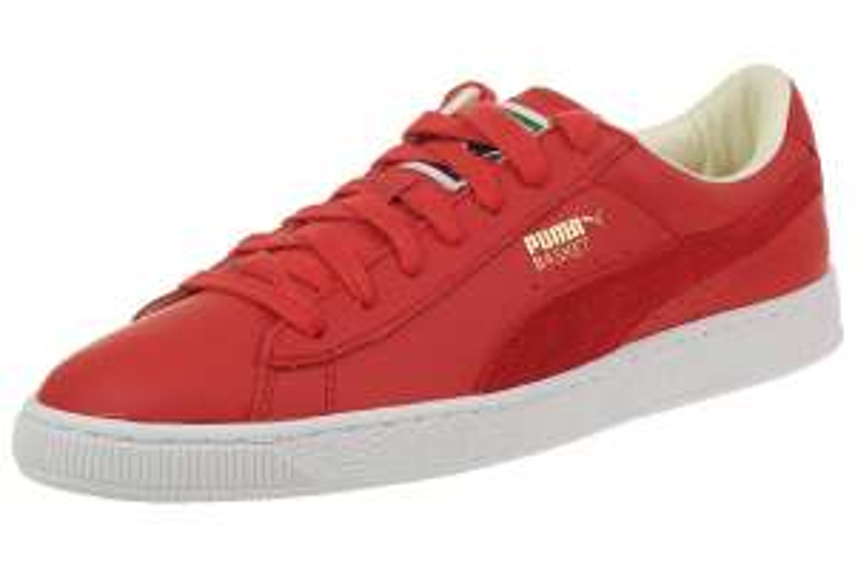 Puma Basket Classic UNISEX Sneaker rot * Echtleder * --> 25,19 € + 8,90 € Versand