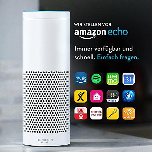 Amazon.de: Amazon Echo für 99,99€, Amazon Echo Dot für 44,99€ (zertifiziert & generalüberholt)