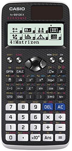 Amazon.de: Casio FX-991DE X wissenschaftlicher Rechner