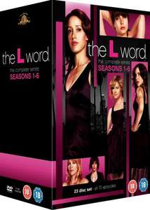 The L Word Season 1-6 Complete DVD