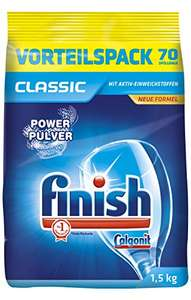 [Blitzangebot ]Finish Classic Power Pulver (5x1,5kg) - 350 Spülgänge!