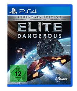 Amazon: Elite Dangerous (PS4 / Xbox One) für 29,99€
