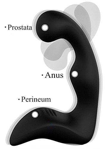 [Amozon] proxoxo Vibrator zur Prostatamassage für Männer