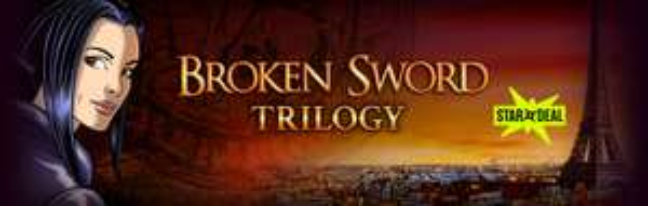 Bundlestars/Steam: Broken Sword Trilogy um 1€