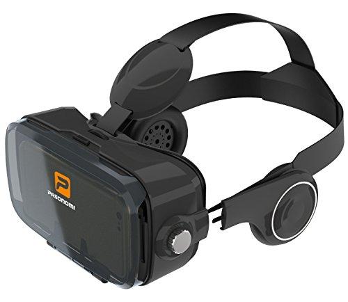 Amazon Prime - VR Virtual Reality Brille Headset mit Kopfhörer für 7,99€