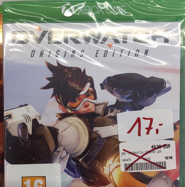 Mediamarkt Hietzing - Overwatch [XBOX] €17,00