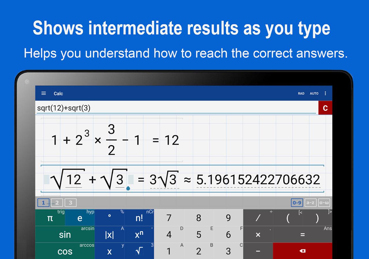 Grafikrechner + Math PRO - GRATIS