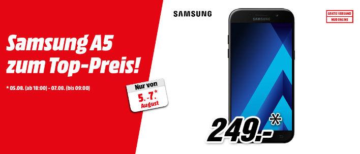 [Mediamarkt/ Saturn] Samsung Galaxy A5 (2017) - alle Farben für 249€