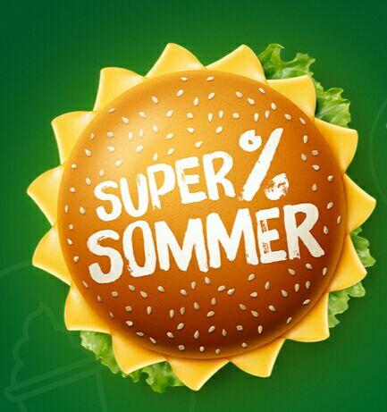 Mc Donalds Super Sommer Gutscheine