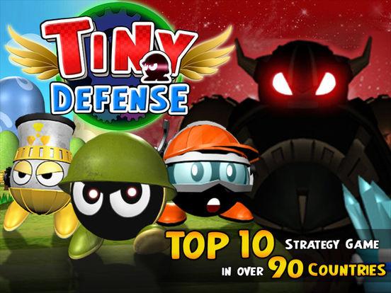 [iOS] Tiny Defense kostenlos (statt 2,99€)