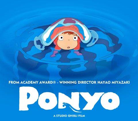 24.08 Filmcasino Wien - Ponyo kostenlose Vorstellung
