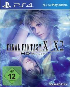 Amazon: Final Fantasy X/X-2 HD Remaster (PlayStation 4) für 10€