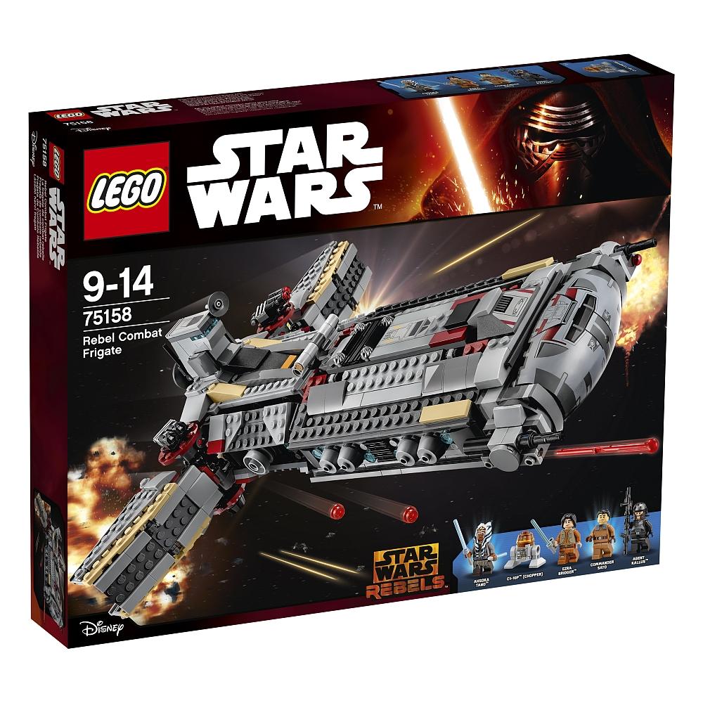 [Toys´R´Us] LEGO Star Wars - 75158 Rebel Combat Frigate zum Bestpreis