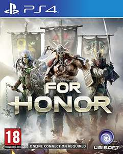Amazon.de: For Honor (PS4, AT-PEGI Version) für 16,75€