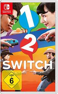 Amazon.de: 1-2 Switch (Nintendo Switch) um 22€