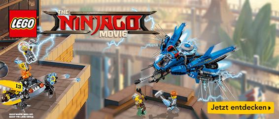 20% Rabatt auf alle LEGO Artikel beim Kauf von LEGO Artikeln im Wert von 40 Euro!