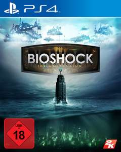 [Amazon.de] Bioshock - The Collection ( PS4) für 14,99€