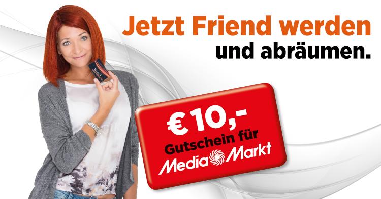 10 € Media Markt Gutschein, ShoppingCity Seiersberg
