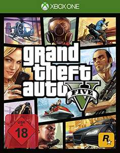 [amazon.de] GTA 5 (Xbox One)