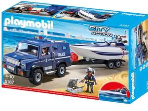 Playmobil 5187 City Action  + Playmobil 9054 City Van