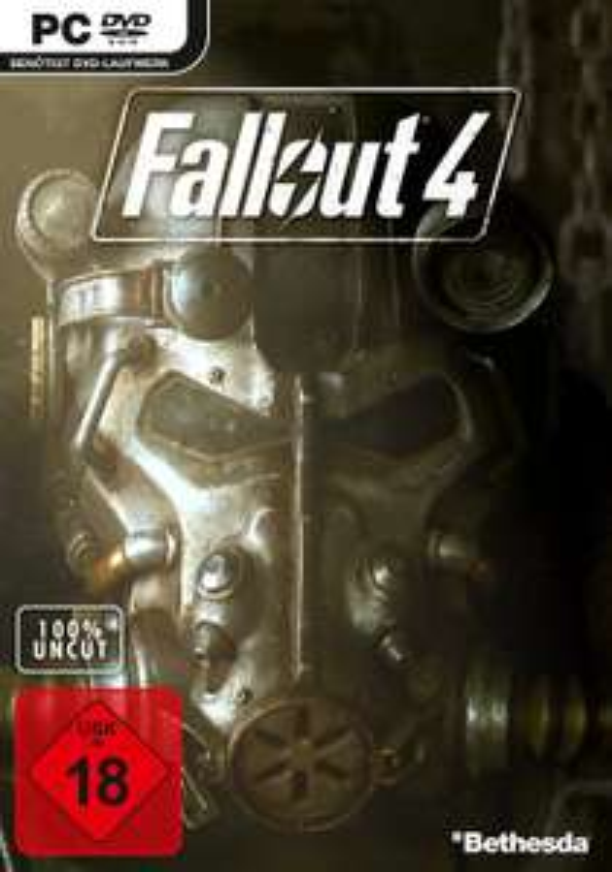 [Amazon.de/ GameStop] Fallout 4 ( PC) für 7,99€