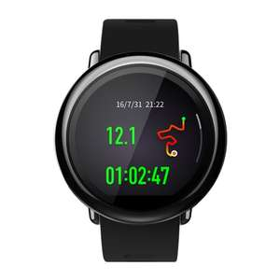 Xiaomi HUAMI AMAZFIT IP67 Smartwatch GPS Heart Rate [International Version] für €84,92 @ TomTop