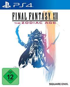 Final Fantasy - Zodiac Age PS4