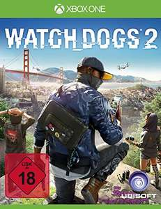 Watch Dogs 2 (XBox One) um 25 € - 17%