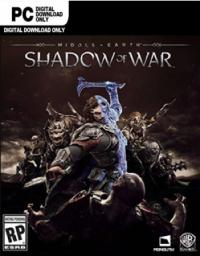 [cdkeys] Mittelerde: Shadow of War (PC) für 27,87€