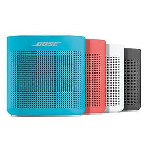 [Amazon.uk] Bose SoundLink Color II Bluetooth Lautsprecher für je 87,82€ (statt ~140€)