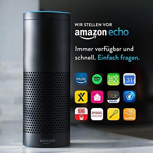 Amazon Echo / 129,99 statt 179,99€ [Amazon]